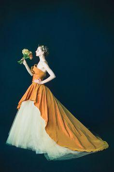 カラードレス|cl2343