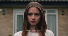 Alyssa-The end of the f***ing world Quotes. World Quotes, Film Quotes, Foto Poster, Movie Lines, Charles Bukowski, Laura Lee, Quote Aesthetic, Mood Pics, My Mood