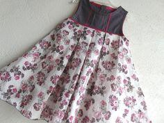 Alula en fleurs pour le défi de Printemps du blog J'aime Grains de Couture