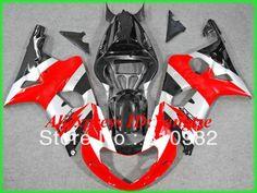 333.87$  Watch here - http://ali1gk.worldwells.pw/go.php?t=1207600341 - Cheap! !Fairing kit for SUZUKI GSXR1000 00 01 02 GSXR 1000 GSX-R1000 K2 2000 2001 2002  silver hot red blk Fairings kit SQ29