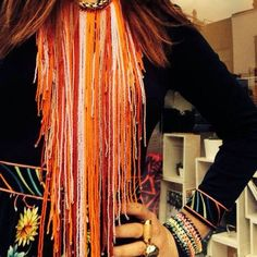 Fb Fringe Necklace 2014