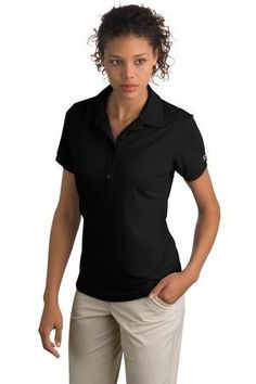097dd37f Ladies Ogio Jewel Polo Shirt: Contoured fit and streamlined style,  polyester, stay-cool wicking technology