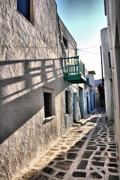 Greece, Paros Island Morning