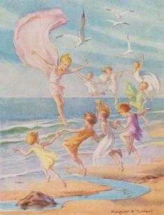 Shore Fairies by Margaret Tarrant