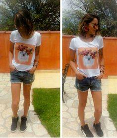 #tshirt #pets #jeans #short