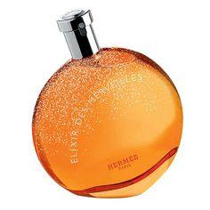 Elixir des Merveilles Hermes for women  orange peel, Siam benzoin, caramel, patchouli, balsam, oak, incense, amber, cedar, sandalwood, tonka bean, vanilla