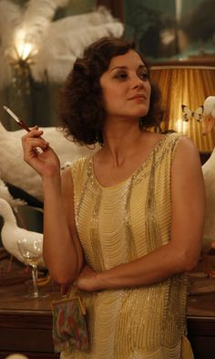 1930 Fashion On Pinterest 1920s Hairstyles Marion Cotillard And 1920s Jewelry