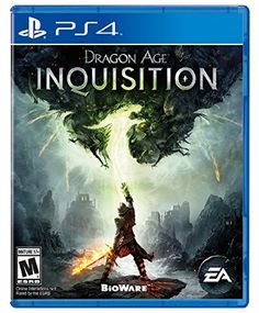 #amazon Dragon Age Inquisition - PlayStation 4 - $39.99 (save 33%) #dragonageinquisition #electronicarts #videogames