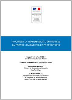 Propositions pour favoriser la transmission des entreprises (libérales) - Interfimo La Transmission, Business
