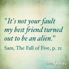 I Am Number Four: The Fall of Five - Sam