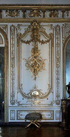 Wall panels. Versailles.