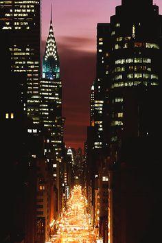 "dream-villain: "" New York City """