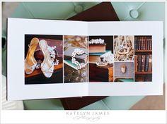 Katelyn James - Photo Album Layout ideas
