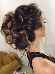 Coiffure De Mariage : Half-updo, Braids, Chongos Updo Wedding Hairstyles / www. Formal Hairstyles, Up Hairstyles, Wedding Hairstyles, Hairstyle Ideas, Wedding Hair And Makeup, Bridesmaid Hair, Gorgeous Hair, Hair Inspiration, Hair Inspo