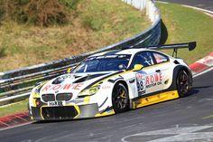 VLN - Nürburgring - BMW M6 GT3 - Rowe Racing