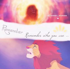 The Lion King Quote Disney Quotes One Sentence