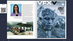 Visual Effects Society Interview on VR Production, Post and Storytelling ?  https://tempestdigitalstudios.com/blog/alejandro-franceschi-visual-effects-society-interview