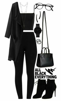 Cute outfits and fashion outfits. sen ve ben değil! Edgy Outfits, Teen Fashion Outfits, Cute Casual Outfits, Fall Outfits, Womens Fashion, Black Outfits, Fashion Ideas, Fashion Dresses, Fashion Clothes