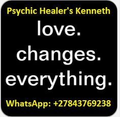 Ranked Spiritualist Angel Psychic Channel Guide Elder and Spell Caster Healer Kenneth® Call / WhatsApp: Johannesburg Spiritual Healer, Spiritual Guidance, Celebrity Psychic, Medium Readings, Bring Back Lost Lover, Love Psychic, Best Psychics, Love Spell Caster, Lost Love Spells