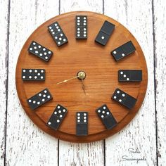 On the Creative Market Blog - Last-Minute DIY Gifts for the Designers In Your Life #ClocksForWoodworkingProjects