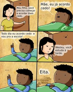 Imagem relacionada Top Memes, Dankest Memes, Funny Memes, Jokes, Funny Cute, The Funny, Funny Pins, Comic Strips, My Images