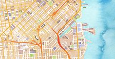 New Maps for the Web by Stamen on Datavisualization.ch