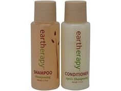Eartherapy Shampoo and Conditioner Lot of 18 9 of each 1oz bottles Total of 18oz by Eartherapy >>> Click on the image for additional details.(This is an Amazon affiliate link and I receive a commission for the sales)