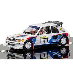 SCALEXTRIC Digital Slot Car C3751D Peugeot 205 T16 - Jadlam Toys & Models - Buy Toys & Models Online