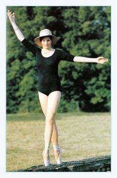 Princess Diana - she loved her ballet