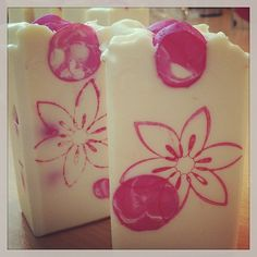 Micas and Pubber Stamps - Soap Making Forum
