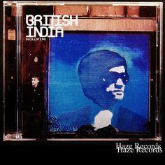 BRITISH INDIA Guillotine CD Brand New & Sealed