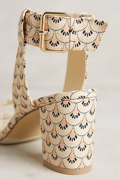 Miss Albright Lupe Heels - anthropologie.com