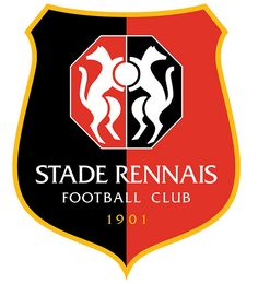 Rennes (Stade Rennais Football Club / SRFC) | Country: France. País: Francia. | Founded/Fundado: 1901/03/10 | Badge/Crest/Logo/Escudo.