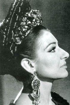 Maria Callas em Medeia.