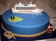 Cruise cake - Kreuzfahrt-Torte