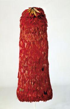 Tupinambá feather cloak