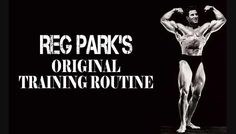 Reg Park is probably one of the most important bodybuilders ever. He was actually the very inspiration for Arnold Schwarzenegger to get into bodybuilding!