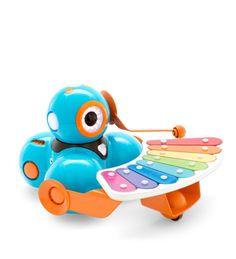 Wonder Workshop Xylophone for Dash Robot Teaching Kids, Kids Learning, Wonder Workshop Dash, Dash Robot, Robot Shop, Dash And Dot, Coding For Kids, Magazines For Kids, Programming For Kids
