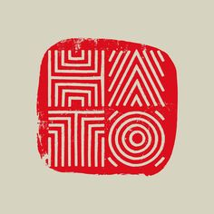 HATO Fine Asian Cuisine - Designer: David Zangger, Davide Rossetto and Martina Kellenberger; Firm: Allink, Switzerland; Year: 2016