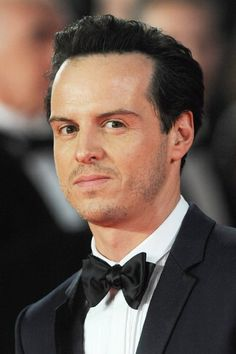 Andrew Scott on the red carpet for the James Bond 007 'Spectre' world premiere ~ 26 Oct 2015 | via IMDb