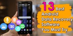 Looking for best Android data recovery softwares? Here are 13 best free and paid Android recovery software to retrieve lost data Types Of Android, Best Android, Recovery Tools, Data Recovery, Whatsapp Message, Sd Card, Text Messages, Software, Lost