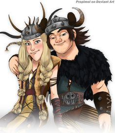 how to train your dragon ruffnut and snotlout - Buscar con Google