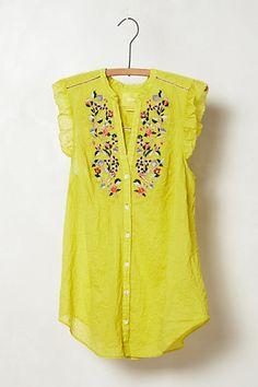 Threadloom blouse