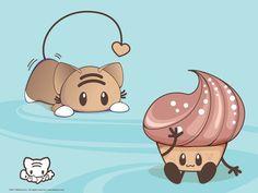 Kawaii-Cupcake-Wallpaper-By-Bekyoot-Kawaii-Blog