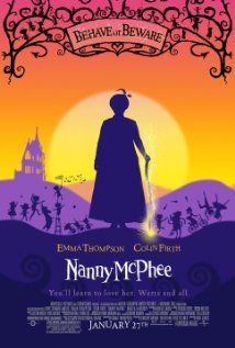 NANNY MCPHEE.  Director: Kirk Jones.  Year: 2005.  Cast: Emma Thompson, Colin Firth and Angela Lansbury