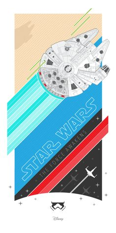 pixalry:  Star Wars: The Force Awakens- Created byDerek Payne