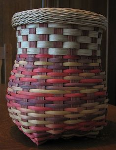Egyptian Moon Basket