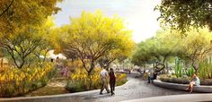 Weddle Gilmore, West 8 and Colwell Shelor Selected to Redesign Arizona's Mesa City Center