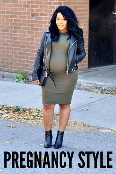Pregnancy style / Fall fashion