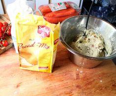 Oppskrift Glutenfri Foccacia Hjemmelaget Schär Glutenfritt Mel Bread Mix, Gluten Free, Ice Cream, Desserts, Food, Sherbet Ice Cream, Meal, Glutenfree, Deserts